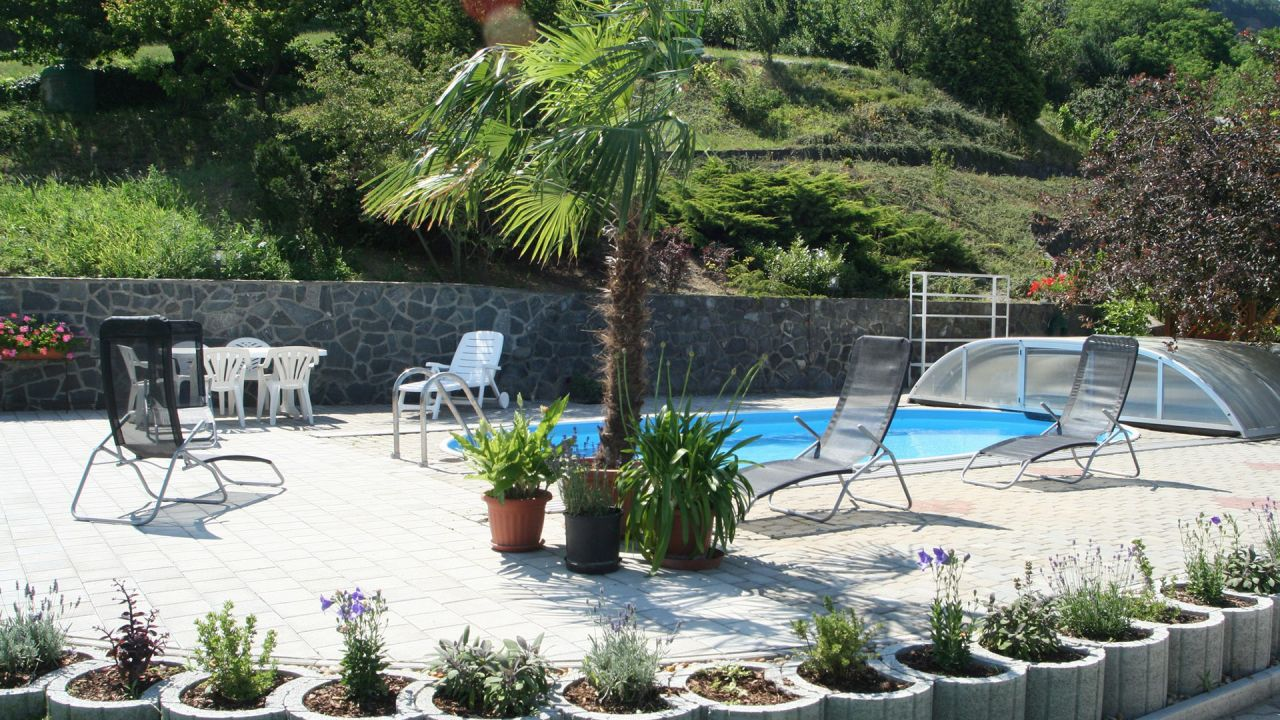 Terrasse, Swimmingpool